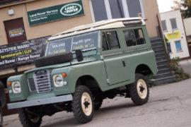 "Land Rover Seria III ""88"""