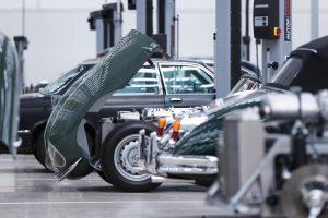 serwis samochodów Jaguar