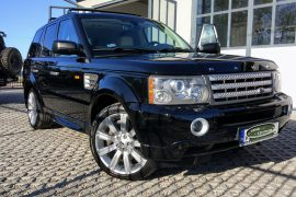 Detailing – Range Rover Sport